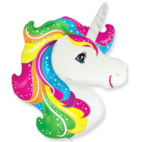 XL Jumbo Rainbow Unicorn